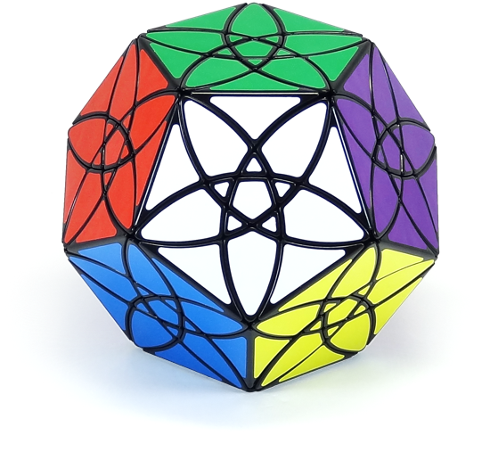 Flower Dodecahedron