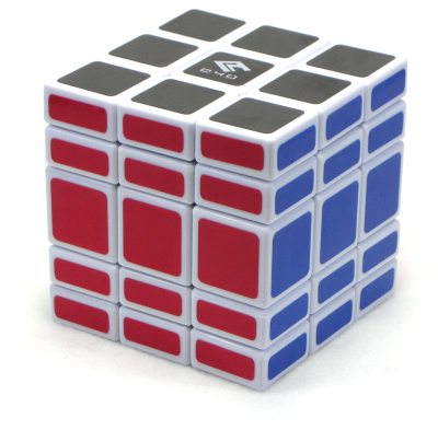 3x3x5 White