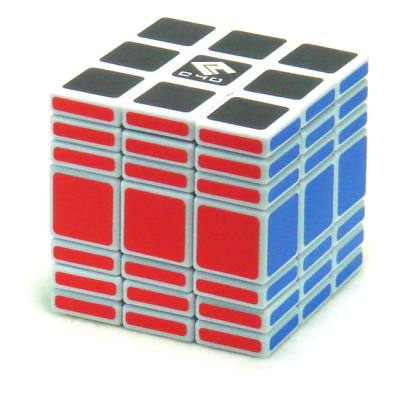 3x3x7 White