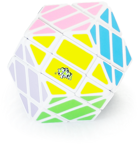 Rhombic Dodecahedron White