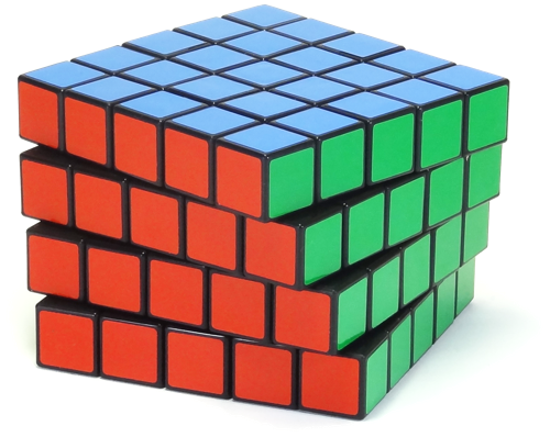 5x5x4